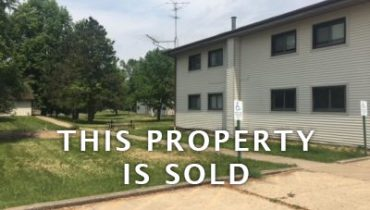16-Unit Apartment-SOLD